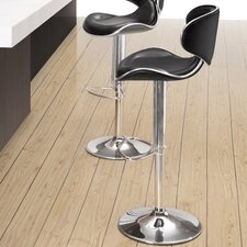 Glide Barstool in Black
