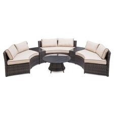 Byron Bay 6 Piece Seating Group with Cushions