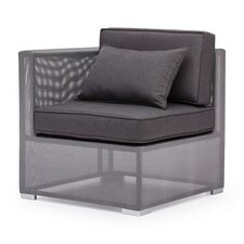 Clear Water Bay Corner Chair with Cushion