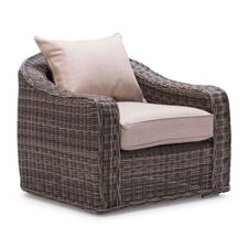 <strong>dCOR design</strong> Praia Deep Seating Chair with Cushions