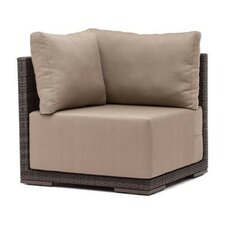 <strong>dCOR design</strong> Park Island Deep Seating Corner Chair with Cushions