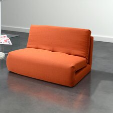 Polygon Sleeper Loveseat