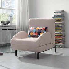 <strong>dCOR design</strong> Conic Arm Chair Sleeper