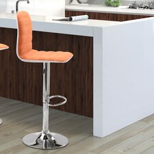 "Logic 23"" Adjustable Bar Stool"