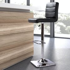 "<strong>dCOR design</strong> Variance 24.4"" Adjustable Bar Stool"