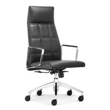 Controller High Back Office Chair