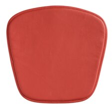 Wire / Mesh Chair Cushion in Red