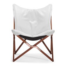 Draper Leatherette Lounge Chair