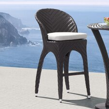 Corona Barstool with Cushion