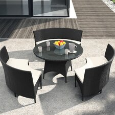 San Sebastian 4 Piece Dining Set