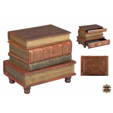 Bookbinder's End Table