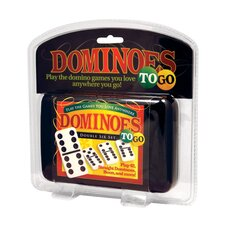 Dots Double 6 Domino Game To Go