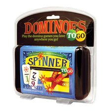 Spinner  Number Dominoes To Go