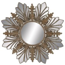 <strong>Woodland Imports</strong> Mirror Décor