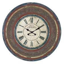 "Oversized 34"" Wall Clock"