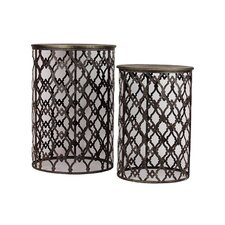 Gorgeous Authentic Tables (Set of 2)