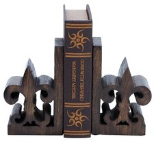 <strong>Woodland Imports</strong> Book Ends (Set of 2)