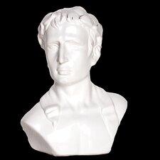Unique Alluring Ceramic Bust