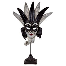 Classy Styled Mask Statue