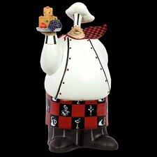 Classy Unique Resin Chef Statue
