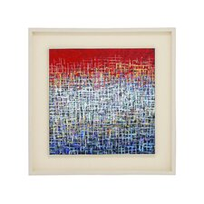 Yellow River Framed Painting Print