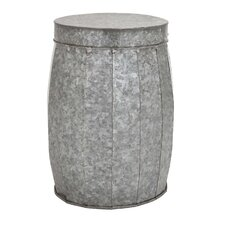 Attractive Metal Galvanized Stool