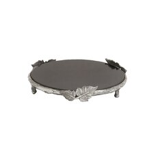 The Gorgeous Aluminium Marble Cake Stand