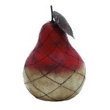 Finely Crafted Indian Terracotta Pear