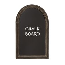 Striking Customary Wood 3' x 2' Chalkboard
