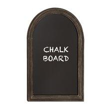Striking Customary Wood 3' x 2' Chalkboard