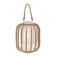 Wood / Glass Lantern