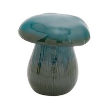 The Cool Ceramic Mushroom Stool