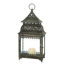Benxi Metal / Glass Lantern