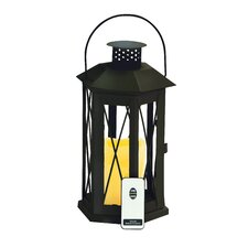 Metal Led Candle Lantern