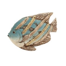 Mesmerizing Polystone Fish Décor