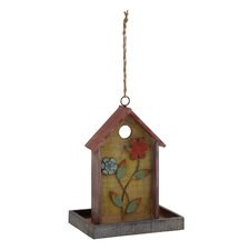 Amazing Syled Fancy Wood Birdhouse