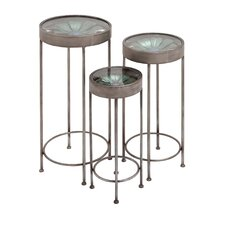 3 Piece The Super Cool Plant Stand Set
