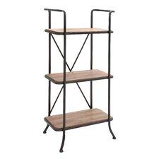 The Useful Metal Wood Shelf