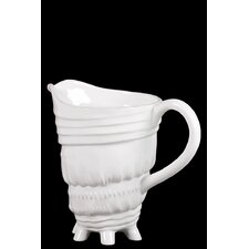 Ceramic Pitcher with Tiny Multi Leg