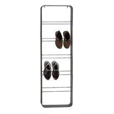 The Ingenious Metal Wall Shoe Rack