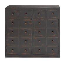 The Dutiful Wood Cabinet