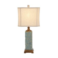 "Attractive Modish 30"" H Table Lamp with Drum Shade"