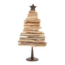 Driftwood Christmas Tree Decoration
