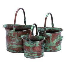 Contemporary Planter (Set of 3)