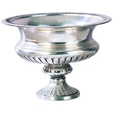 Silver Plated Brass Ice Bucket