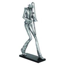 Trombone Musician Figurine