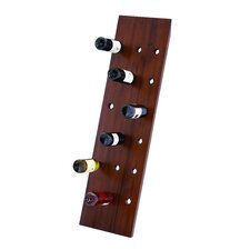 <strong>Woodland Imports</strong> 18 Bottle Hanging Wine Rack