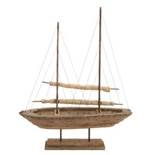 <strong>Woodland Imports</strong> Sail Model Boat