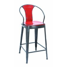 <strong>Woodland Imports</strong> Bar Stool
