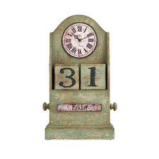 Countryside Table Top Clock